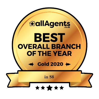Best Overall Branch of the Year