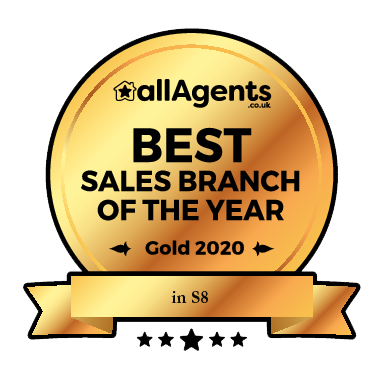 Best Sales Branch of the Year Sheffield