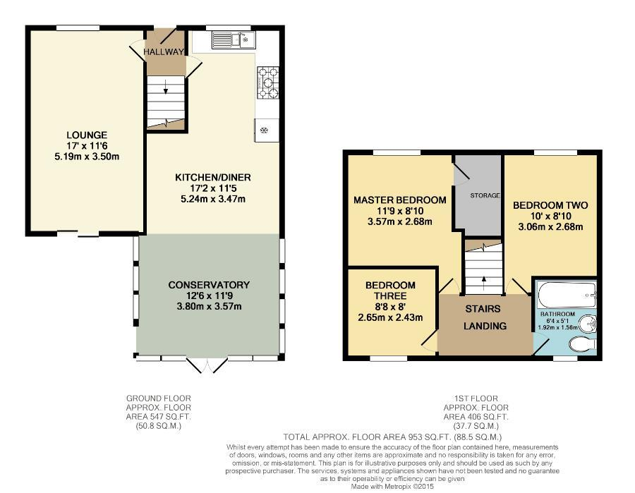 Floorplans For 117 Lupton Road
