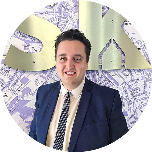 Alex  Crane, SALES AND LETTINGS NEGOTIATOR