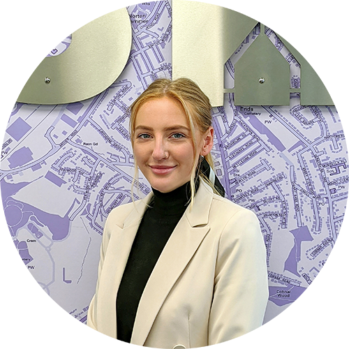 Amelia French, Sales and Lettings Negotiator